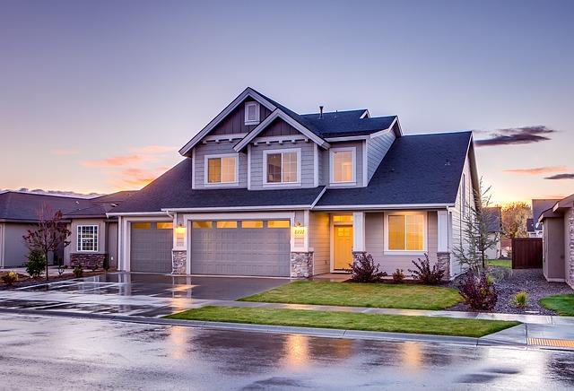 Funkcjonalne i praktyczne domki parterowe