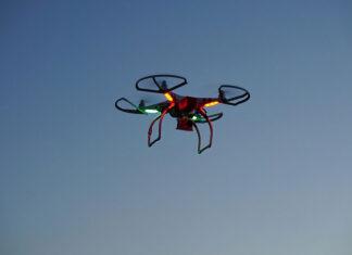 drony jak prezent