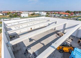 Etapy budowy konstrukcji stalowej